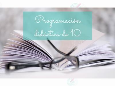 programación de 10
