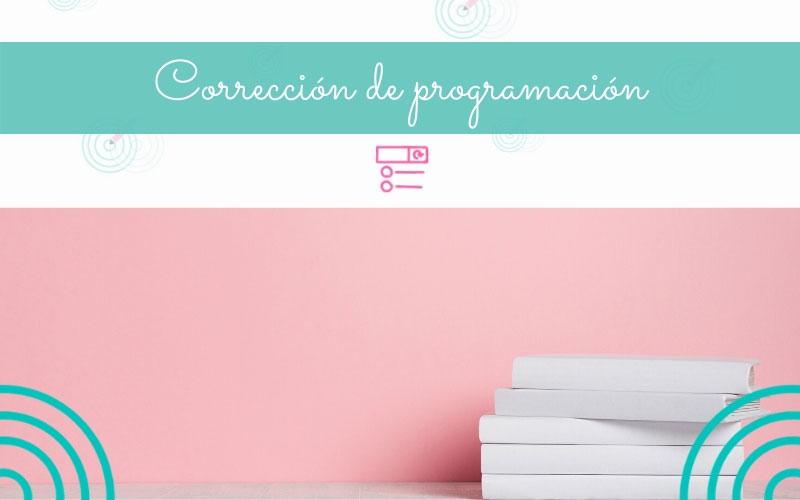 Corrección-de-programación
