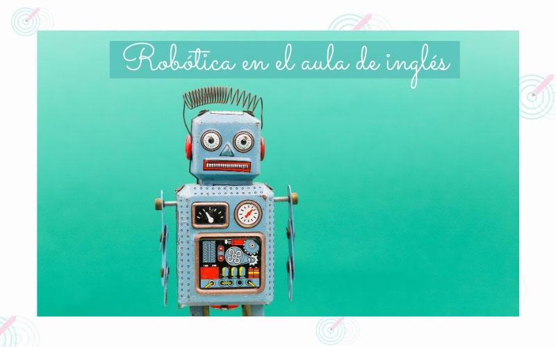 Robótica aula ingles