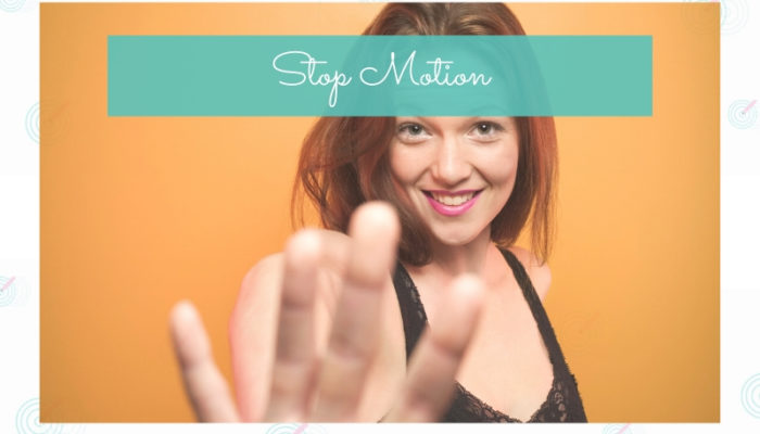 stop motion aula inglés