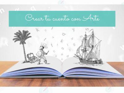 Crear tu cuento con Arte