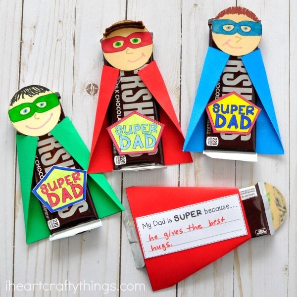 superman dia del padre