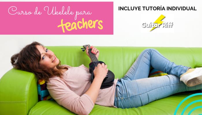 curso ukelele maestros tutoria