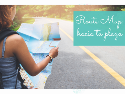 Route map hasta tu plaza