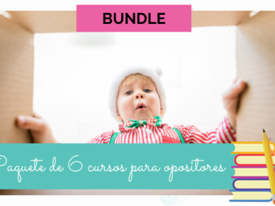 funcio bundle opositores maestros ingles