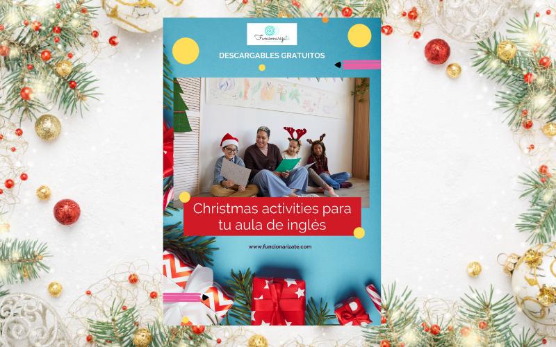 Christmas activities para tu aula de inglés