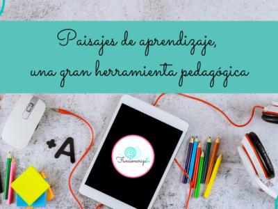 paisajes de aprendizaje