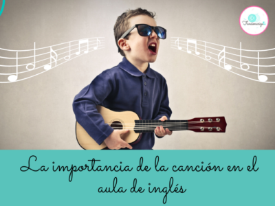 la importancia de la música en el aula de inglés