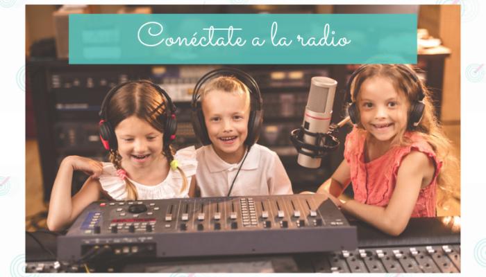 conectate a la radio